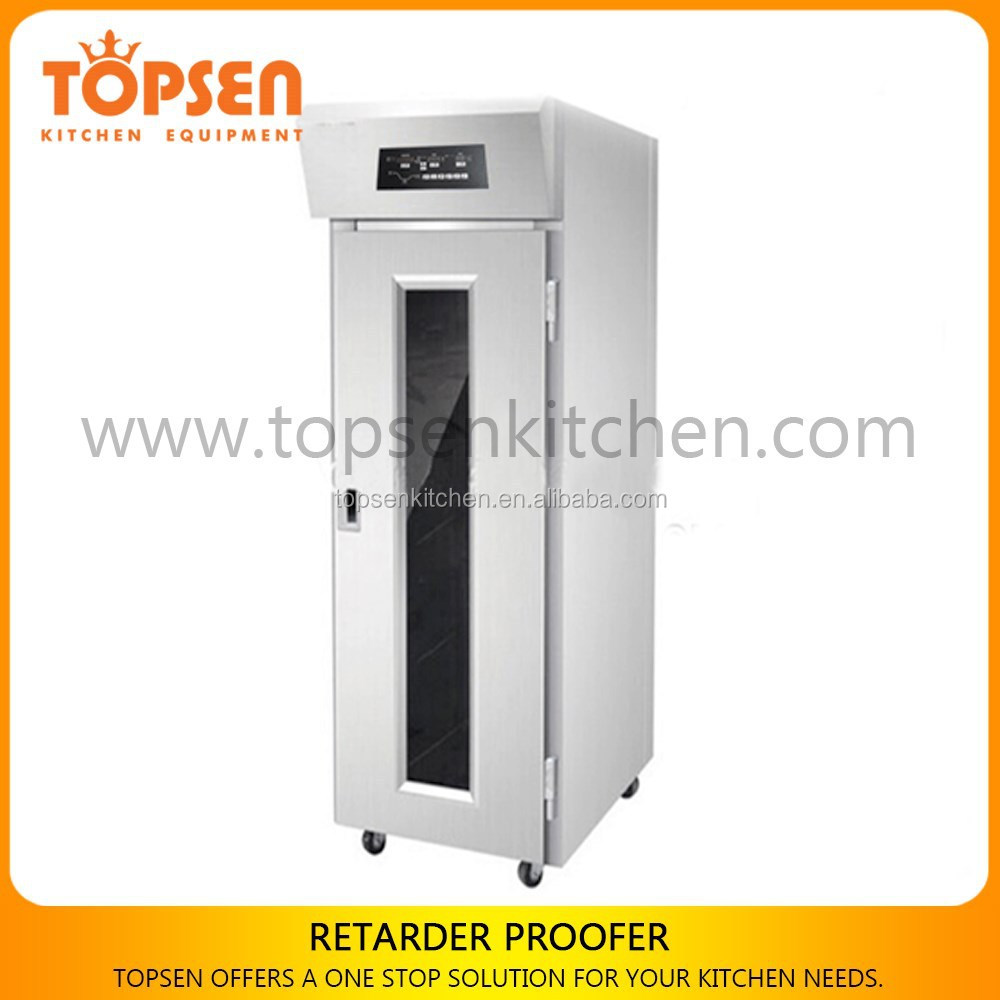 18/36 Trays Stainless Steel Bakery Proofer,Bread Proofer ...