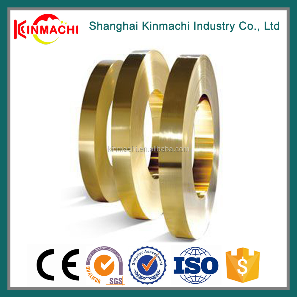 a yellow alloy of copper and zinc H60 Decorative Brass Strips C2801 corrosion of copper