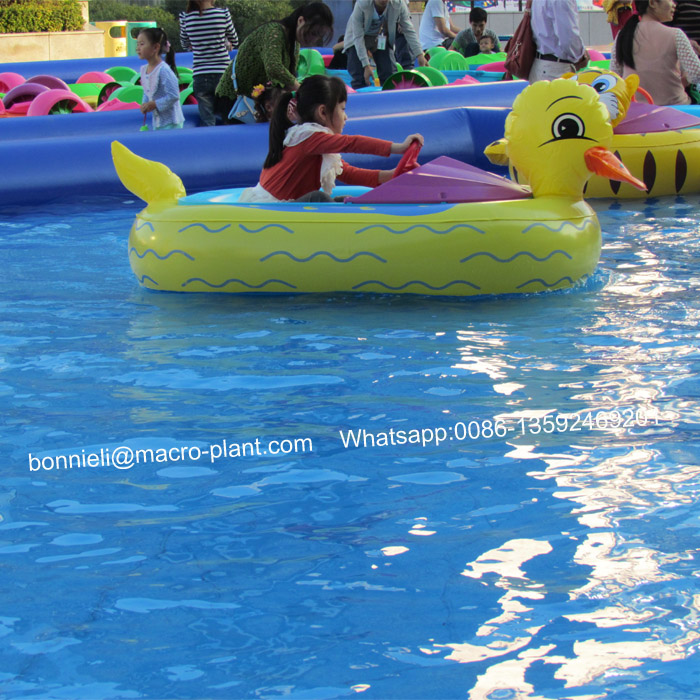 Kids Inflatable Motorized Water Toy Battery Bumper Boat Buy Kids Inflatable Motorized Water