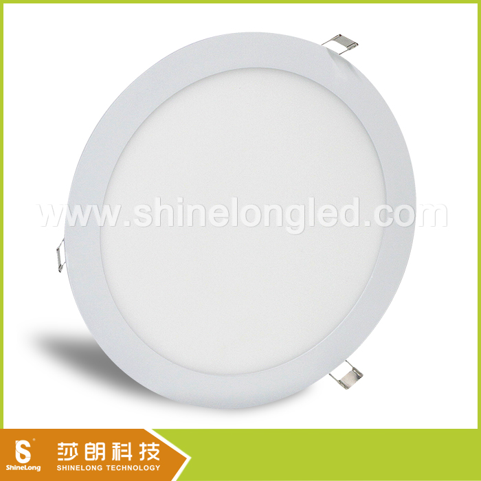 IP44 round led panel light / dimmable led light panel / SMD slim led panel