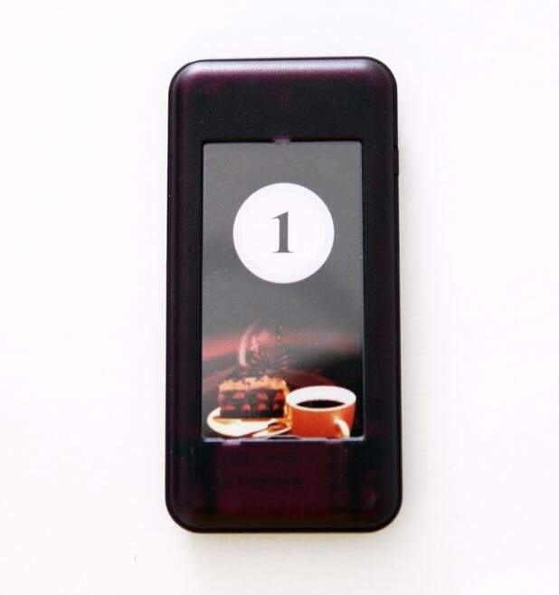 CATEL Restaurant wachtrij call gast coaster pager draadloze pagingssysteem met 16 pagers