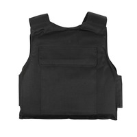 inner material 1.4mm whole steel plate stab-proof vest