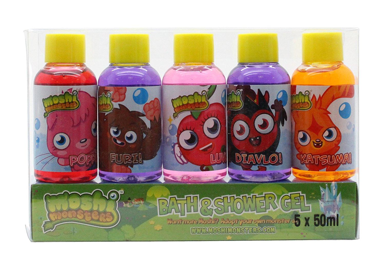 Get quotations · moshi monster bath shower gel gift set