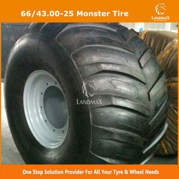Monster Truck Tires >> 66x43 00 25 Monster Truck Tires For Sale