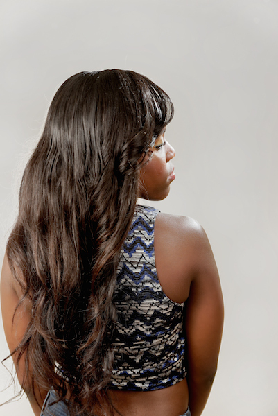 100% Brazilian Vergin Remy hair of best quality !!