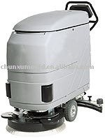 Rotomoulded cleaning machine,Mould for cleaner