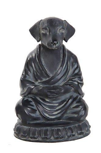Yoga Dog, Meditating Dog, Buddha, Dog Buddhas, Meditating Animal, Zen Like Statue, Pet Memorial, Garden Statue, Pets
