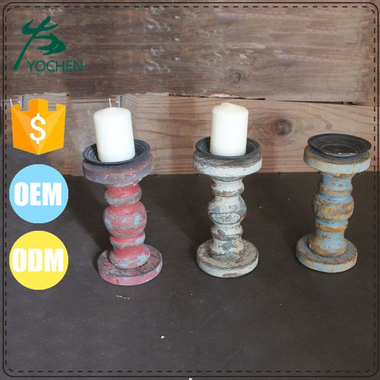 decoration centre light piece table candle holder