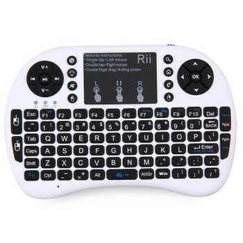 ab3ae57ef56 Rii Mini I8 Plus 2.4ghz Wireless Keyboard Air Mouse From Yinstron ...