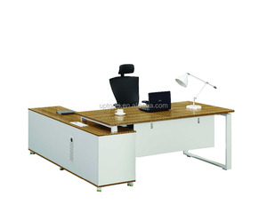 high Quality European Executive Modular Office Furniture Desk With Side Return