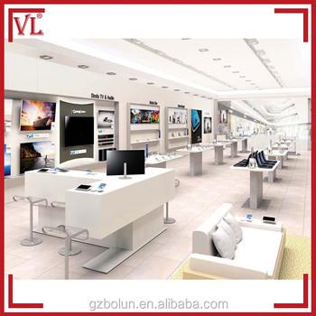 Excellent Mobile Phone Store Interior Design Consultant Items