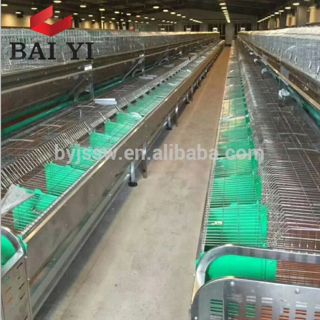 Wire Mesh Cage voor Rabbit / Aluminium Rabbit Cage / Portable Rabbit Cage