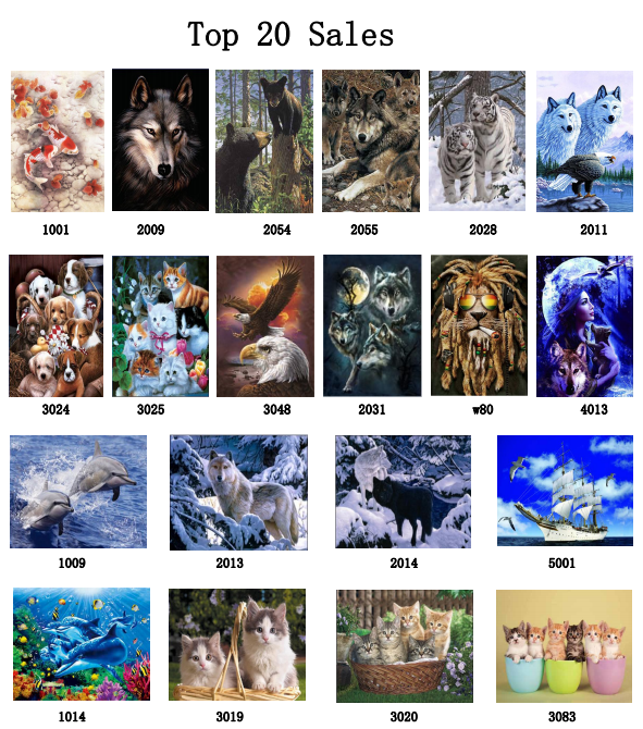 lentikulares wandhängendes Bild 3d mit schöner Landschaft schnitt Tiere für Hauptdekoration