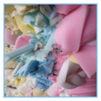 PU FOAM SCRAP IN STOCK