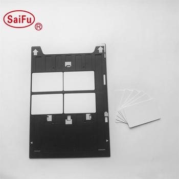 Plastic Pvc Card Tray For Epson Artisan 1430 Printer - Buy Id Pvc Card  Tray,For Printing Pvc Card,Pvc Id Card Tray For Epson Product on Alibaba com