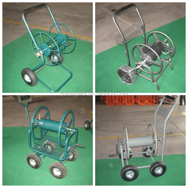 Best Metal Garden Water Hose Reel Cart Buy Water Hose