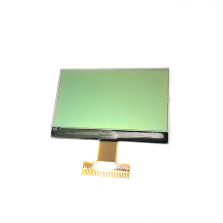 Nieuwe producten 7 segment lcd display 6 digit, 6 digit 7 segment lcd display, 6 segment lcd display