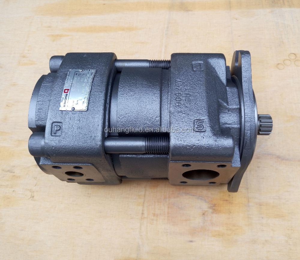 BUCHER gear pump QX53-040R238