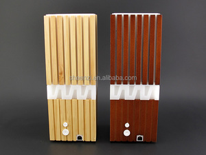 2016 new Square wooden ultrasonic aromatherapy atomizer [Manufacturer in China]