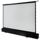 XYSCREEN tab tensioned electric floor rising projector screen floor stand pull up screen