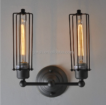 Antique style edison bulb cast iron wall lamps buy antique cast antique style edison bulb cast iron wall lamps aloadofball Images