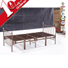 High quality twin metal bed used dormitory furniture
