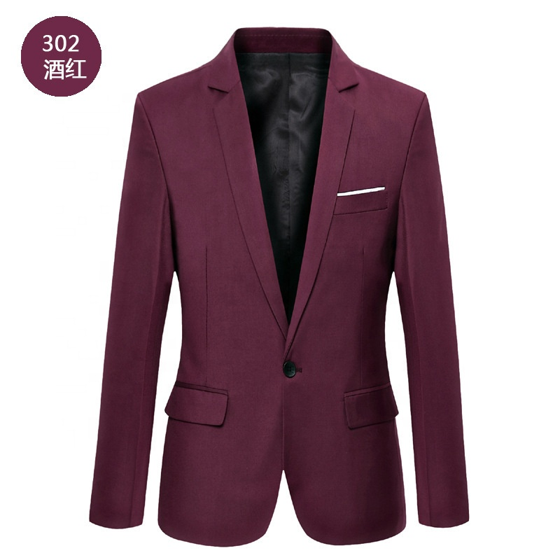 wholesale <strong>formal</strong> burgundy men <strong>suit</strong> for men wedding