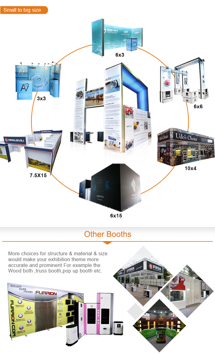 Customized Exhibition Portable Photo Booth Equipment Buy