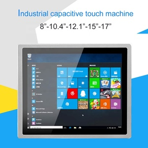 8 inch 10.4 inch 12.1 inch 15 inch 17 inch multi touch screen monitor lcd, Customized industrial touch screen monitor 10