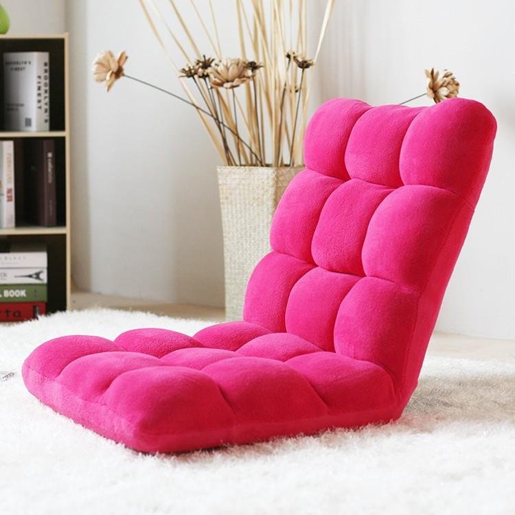 Japanese Style Foldable Sponge Floor Chair