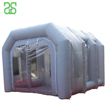 Portable Car Truck Workstation Mobile Inflatable Paint Booth