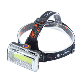 USB Rechargeable New Design Explosion Proof Headlamp Plastic Outdoor Bright Headlamp