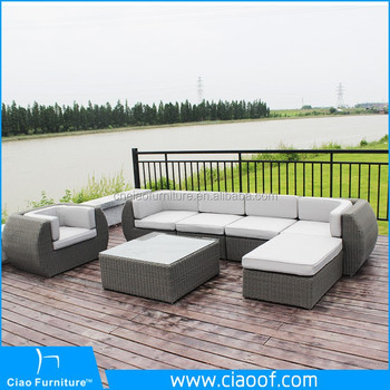 High End Garden Sofa Set Outdoor Furniture China