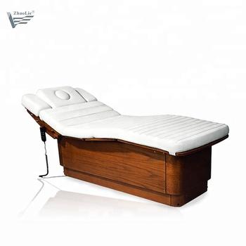 Luxus Spa Mobel Elektrische Massageliege Fur Verkauf Buy Luxus Salon Mobel Beste Massage Tisch Marke Elektrische Vibrator Massage Bett Product On