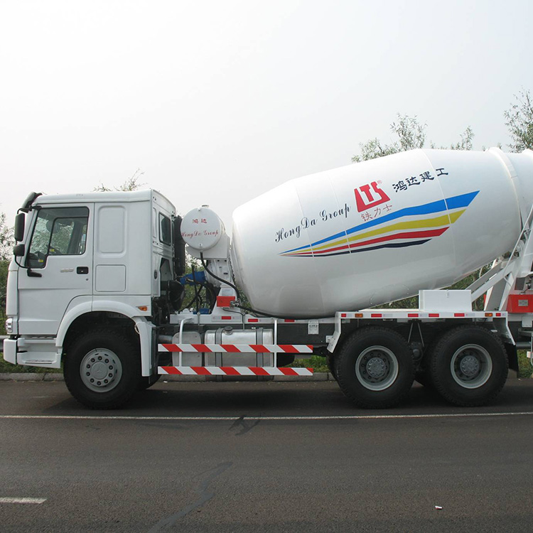8m3-16m3 Second Hand Concrete Mixer Truck For Sale