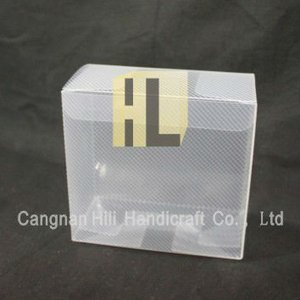 Cross Grain Plastic PP Box