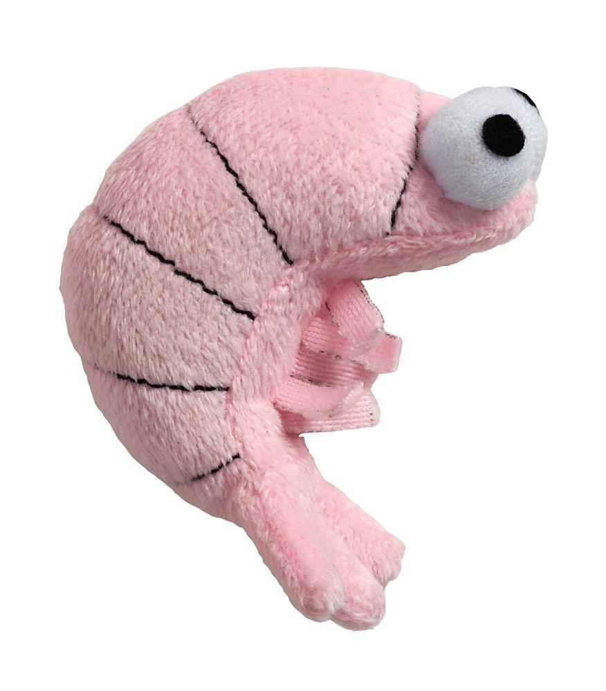 Plush Shrimp Toy Stuffed Toy Shrimp Soft Shrimp Toy