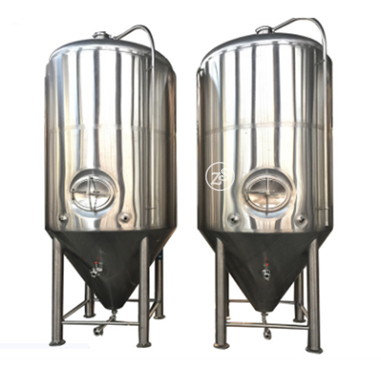 10 bbl 1000l beer fermentation tank equipment with side manhole for high technical support