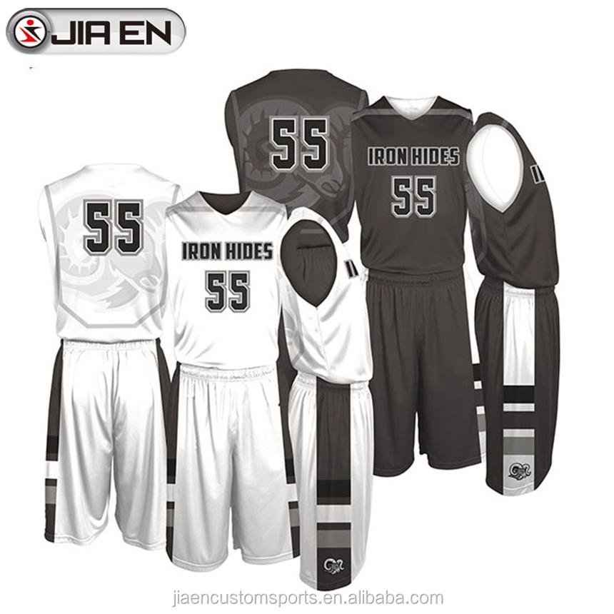 d52cbb4dbe6 Gray Basketball Jersey Color Custom Youth Basketball Jersey Design ...