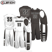 Gray basketball jersey color custom youth basketball jersey design