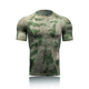 ActionUnionTactical dry fitting sport camouflage T-shirt for war game