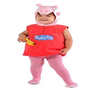 Buy Peppa Pig Costume Dress Up Halloween Age 2 3 Years In Cheap