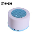 Colorful wireless led lamp classic mini speaker portable box