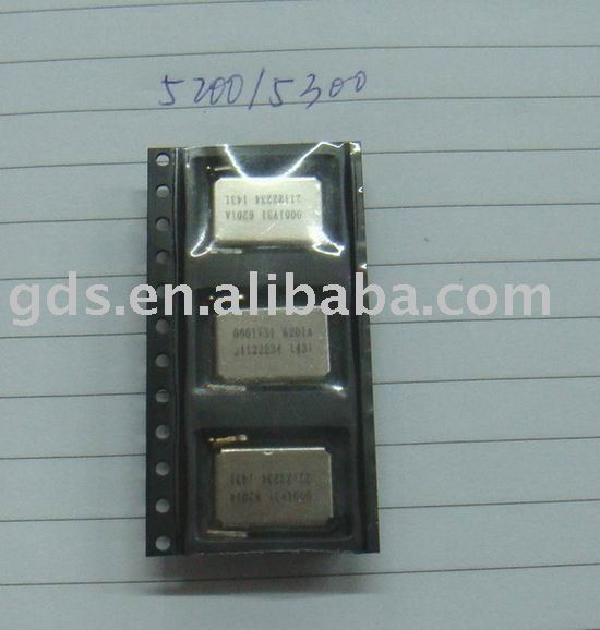 5200/5300 buzzer for nokia/mobile phone spare parts/cell phone buzzer for nokia 5200/5300