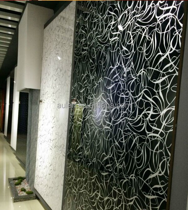 Color Wall Panels : High glossy color colored acrylic wall panels for