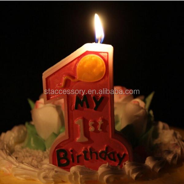 1 سنة طفل عيد ميلاد شمعة عدد شكل عديمة اللهب شمعة من البرافين Buy شمعة عيد الميلاد الشموع الغير ملتهبة شمعة Product On Alibaba Com