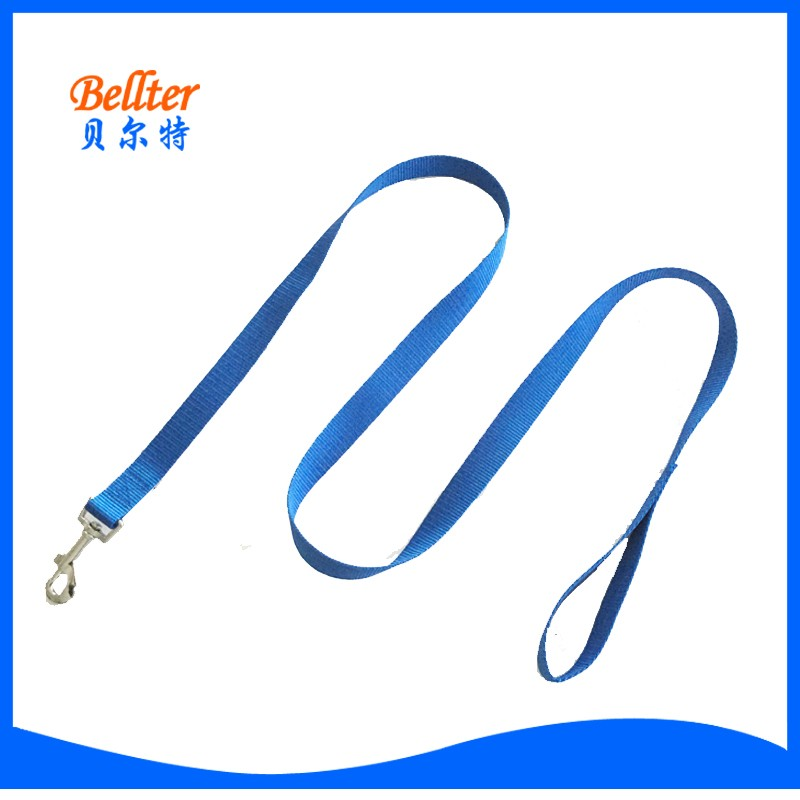 2.5 mm Thick 4 ft Long Nylon Custom Logo Dog Leash