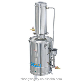 Various type!! 50% off! Laboratory electric water distiller
