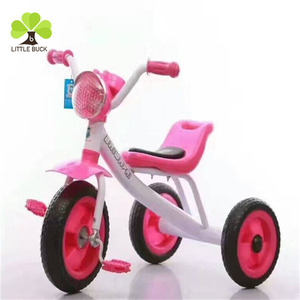 2017 classic toys plastic tricycle kids bike / cheap kids tricycle for 1-3 years old baby / USA sale kids tricycle children