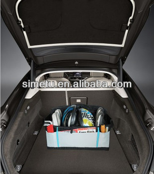 folding auto trunk storage car boot organiser in car auto interior accessories buy auto. Black Bedroom Furniture Sets. Home Design Ideas